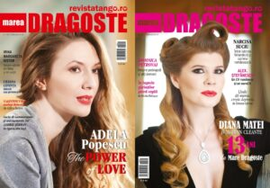 Revista Tango - februarie 2016 - carelessbeauty.ro