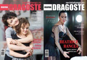 coperta Revista Tango - iunie 2016 - carelessbeauty.ro