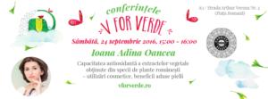 V for Verde 2016