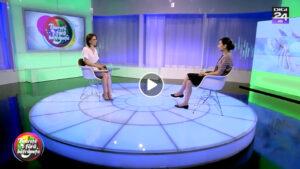 CarelessBeauty la Digi24 - Greşeli frecvente în îngrijirea tenului