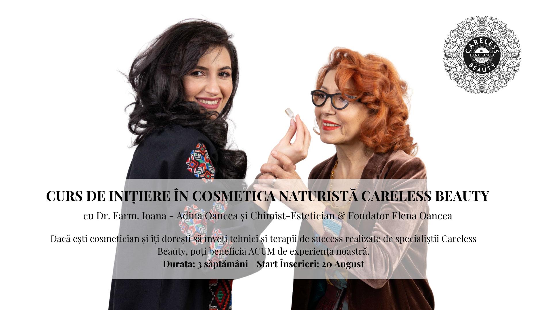 Cum să devii estetician acreditat Careless Beauty